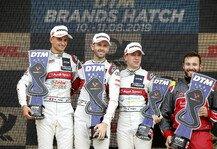 DTM: DTM-Video: Brands Hatch Re-Live, Zusammenfassung, Highlights
