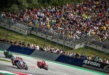 MotoGP: MotoGP Live-Ticker Spielberg: Die Qualifyings JETZT LIVE
