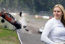 VLN: Nürburgring-Unfall: Rennfahrerin überschlägt sich sechs Mal