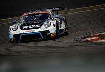 ADAC GT Masters: ADAC GT Masters: Porsche-Doppelspitze im ersten Training