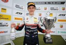 ADAC Formel 4: ADAC Formel 4: Pourchaire gewinnt ersten Lauf am Nürburgring