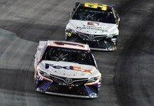 NASCAR: NASCAR Bristol: Denny Hamlin bezwingt starken Matt DiBenedetto