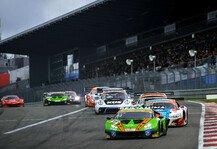 ADAC GT Masters: ADAC GT Masters - Lamborghini dominiert auf dem Nürburgring