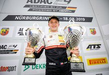 ADAC Formel 4: ADAC Formel 4 2019: Stanek gewinnt Lauf 3 auf dem Nürburgring