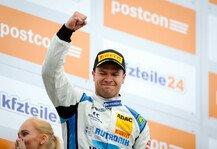 ADAC GT Masters: Patric Niederhauser baut Vorsprung in der Meisterschaft aus