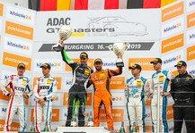 ADAC GT Masters: Doppelsieg von Orange1 by GRT Grasser beim ADAC GT Masters