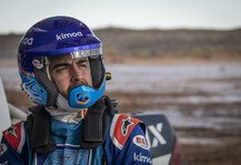 Dakar: Fernando Alonso: Rallye-Dakar-Debüt mit Toyota steht 2020 bevor