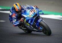 MotoGP: MotoGP Live-Ticker - Silverstone: Das Rennen der Moto2