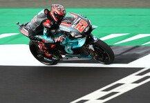 MotoGP: MotoGP Live-Ticker - Silverstone: Das FP3 der Moto3