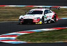 DTM: DTM: Rene Rast stürmt zur Pole am Lausitzring