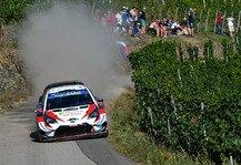 WRC: WRC Rallye Deutschland 2019 im Live-Ticker: Tänak gewinnt