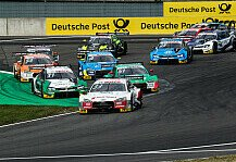 DTM: Rene Rast gewinnt 500. DTM-Rennen - Audi holt 1. Meisterschaft