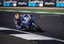 MotoGP: MotoGP Silverstone 2019: Rins schlägt Marquez in letzter Kurve!