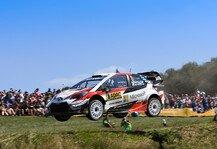 WRC: WRC Rallye Deutschland 2019: Tänak feiert dritten Sieg in Folge