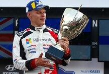 WRC: WRC-Weltmeister Ott Tänak wechselt von Toyota zu Hyundai!