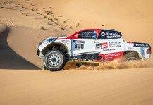 Dakar: Dakar-2020-Vorbereitung: Fernando Alonso gibt Rallye-Debüt