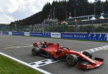 Formel 1: Formel 1: Ferrari schenkt Leclerc seinen ersten Siegwagen