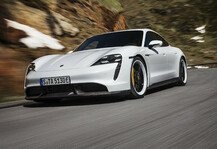 Auto: Porsche Taycan 2019: Elektro-Sportler mit bis zu 761 PS