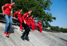 Formel 1: Formel 1, Monza plant Rückkehr der Steilkurve: Umbau zum 100.