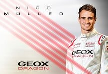 Formel E: Formel E: Audi lässt Nico Müller zu Dragon - DTM hat Priorität