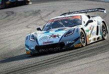 ADAC GT Masters: Callaway Competition: Angriff auf den Titel mit neuem Fahrerduo