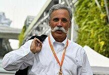 Formel 1: Formel-1-Boss Carey: 2021-Verträge in der Endphase