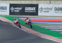 Moto2: Moto2: Protest gegen Fernandez' Misano-Sieg