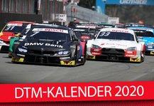 DTM: DTM-Kalender 2020 offiziell: Saisonstart nicht in Hockenheim!
