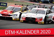 DTM: DTM-Kalender 2020: Überraschungs-Rennen nicht in Deutschland