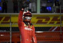 Formel 1: Formel 1 - Kann Leclerc Ferraris neuer Schumacher sein?