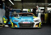 ADAC GT Masters: Dennis Marschall entgeht am Sachsenring weiteres Top-Resultat
