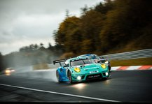 24 h Nürburgring: Wetter Nürburgring heute: 24h-Rennen startet im Regen