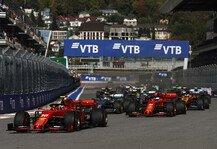 Formel 1: Formel 1 Sotschi 2020 live: TV-Programm RTL, Sky - Zeitplan