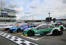 DTM: DTM gegen Super GT in Fuji: Fällt doch noch die 300-km/h-Marke?