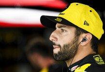 Formel 1: Formel 1 heute vor zwei Jahren: Bad Boy Ricciardo wird bestraft