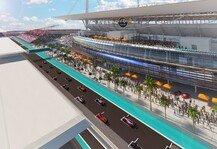 Formel 1: Formel-1-Rennen in Miami: Vorvertrag und erste Streckenskizze