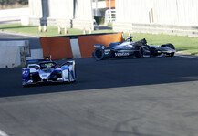 Formel E: Formel-E-Test Valencia, Tag 2: Flaggen-Chaos und Test-Rennen