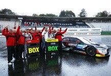 DTM: DTM: Phoenix-Audi gewinnt zum 4. Mal Hankook Boxenstopp-Award