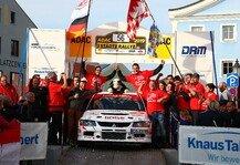 ADAC Rallye Masters: Patrik Dinkel gewinnt ADAC Rallye Masters 2019
