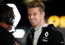 Formel 1: Nico Hülkenberg vor IndyCar-Test mit McLaren-Team