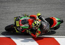 MotoGP: Aprilia: Keine Trennung von Andrea Iannone bei geringer Strafe