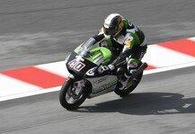 Moto3: Moto3 Barcelona 2020: Binder siegt, Arenas wird abgeräumt