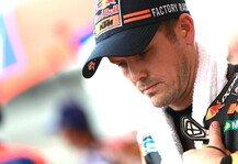 MotoGP: KTM-Testfahrer Mika Kallio: Beinbruch, lange MotoGP-Pause