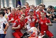 MotoGP: MotoGP - Andrea Dovizioso spricht über Ducati-Abschied