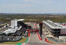 Formel 1: Formel 1, Wetter Austin: Hitzeschlacht beim USA-GP