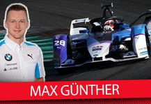 Formel E: BMW-Fahrer Günther über Formel E: Stärkstes Fahrerfeld der Welt