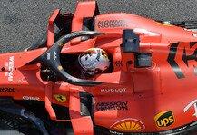 Formel 1: Formel 1 Brasilien: FIA beschlagnahmt Ferrari-Benzinsysteme