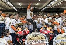 MotoGP: Repsol und Honda setzen MotoGP-Partnerschaft fort