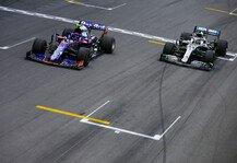 Formel 1: Formel 1 Analyse: Wie Mercedes Hamiltons Rennen verbockte