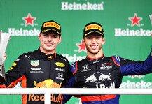 Formel 1: Formel-1-Statistik: Kurioses Brasilien-Podium bricht F1-Rekord